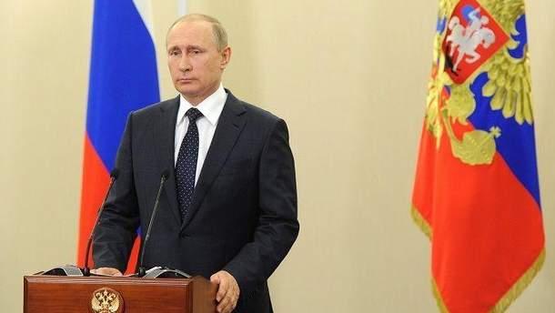 Путін витратить на виборчу кампанію-2018 понад 400 мільйонів рублів