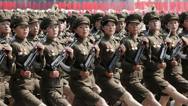 Санкции наложены и на Министерство народных вооруженных сил КНДР
