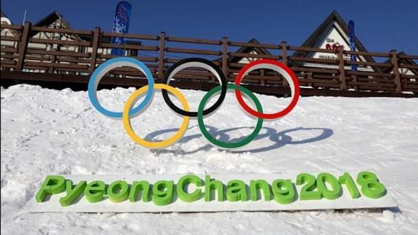 Зимові Олімпійські ігри 2018 стартують 9 лютого