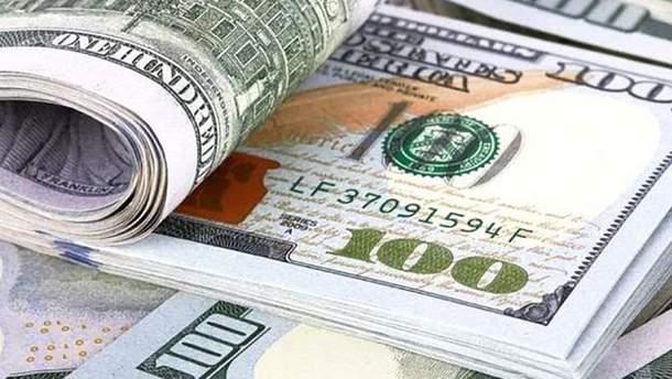 Курс валют НБУ на 10 января