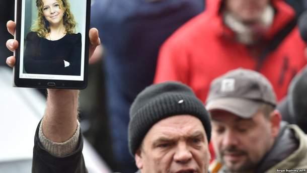 Суд над підозрюваним у вбивстві Ноздровської: онлайн-трансляція