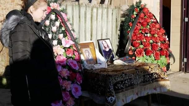 На Киевщине прощаются с правозащитницей Ириной Ноздровской