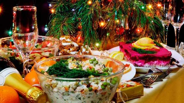 Рецепти страв на Старий Новий рік 2018