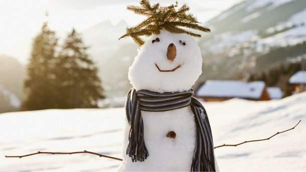 Прогноз погоди на 10 січня