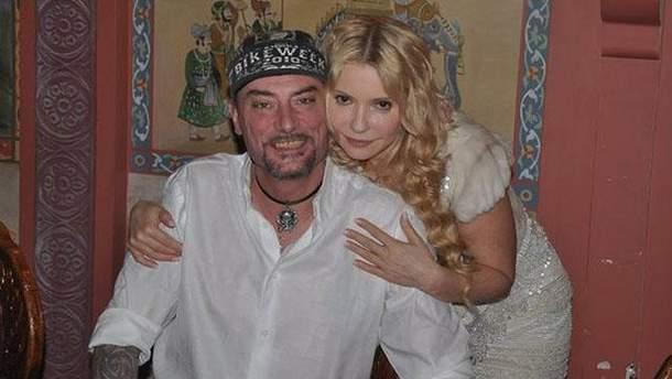 Екс-зять Тимошенко Шон Карр страждав на хворобу печінки