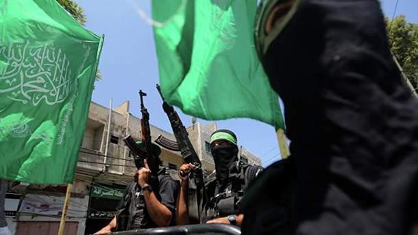 Один з лідерів ХАМАС випадково вистрілив собі у голову