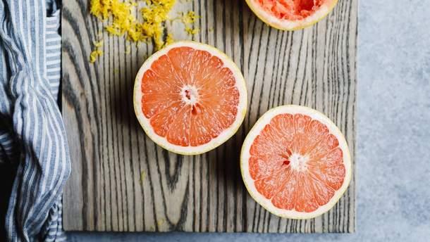 Грейпфрутова дієта: як ефективно схуднути за 5 днів
