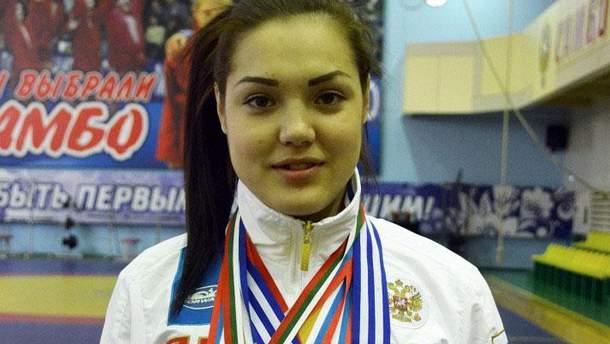 У Росії загинула чемпіонка світу з самбо Едера Лаврентьєва