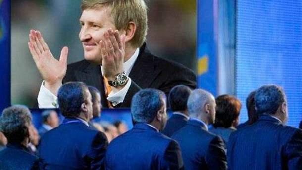 Запад арестовал активы известных украинских бизнесменов