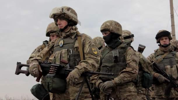 Нацгвардия отрицает наличие американского вооружения в