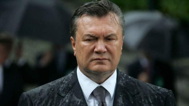 Виктор Янукович лишился 30 миллиардов гривен