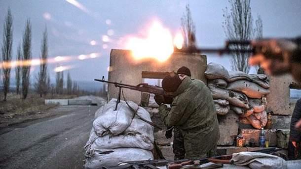 У боевиков переполох из-за поставок Украине оружия из США