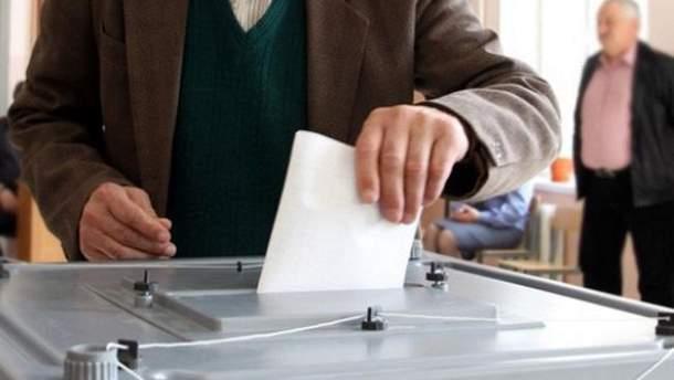 Выборы в Чехии-2018