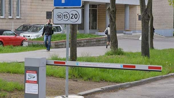 Платный въезд в города Польши