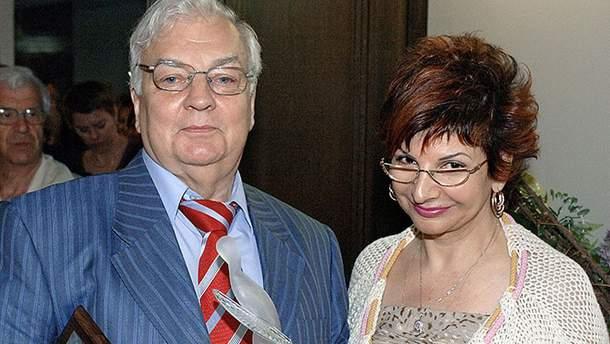 Помер Михайло Державін: дружина актора дала коментар