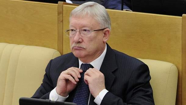 Олег Морозов хочет, чтобы тело Ленина похоронили в Мавзолее
