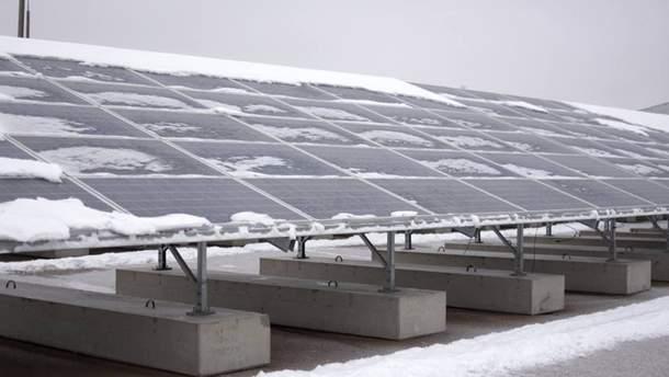 Украина запускает первую солнечную электростанцию на территории ЧАЭС