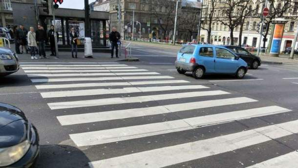 Где в Киеве не стоит переходить дорогу