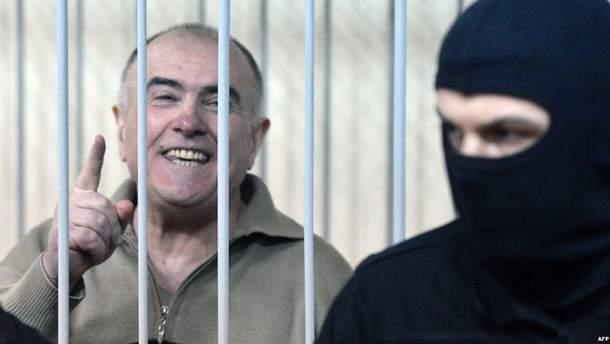 Алексей Пукач отбывает пожизненный срок заключения