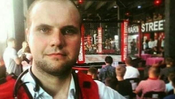 В Киеве исчез молодой парень