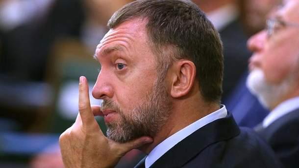 Олег Дерипаска подал иск против Пола Манафорта