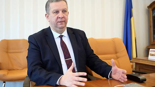 Зарплата міністра соціальної політики Андрія Реви за 2017 рік