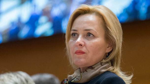 Глава МВД Румынии Кармен Дан подала в отставку