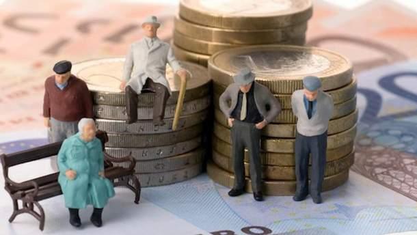 Дефіцит бюджету Пенсійного фонду складе 139,3 мільярда гривень