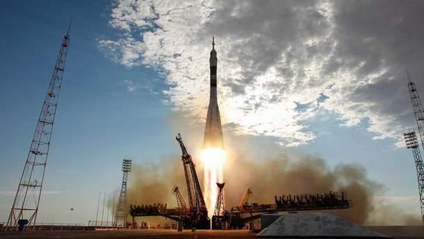 На космодроме Байконур начали подготовку к первому в 2018 году запуску ракеты
