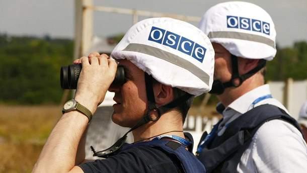 Звіти ОБСЄ не на користь України?