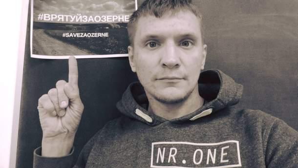 """Помер журналіст видання """"Четверта влада"""" Олександр Мельничук."""