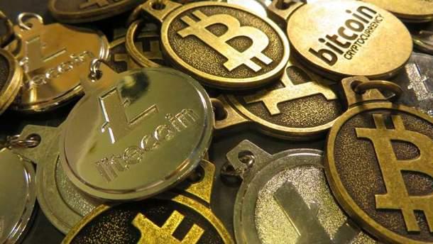 В Украине собираются узаконить криптовалюты