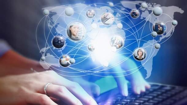 Пентагон створить програму для моніторингу соціальних мереж по всьому світу