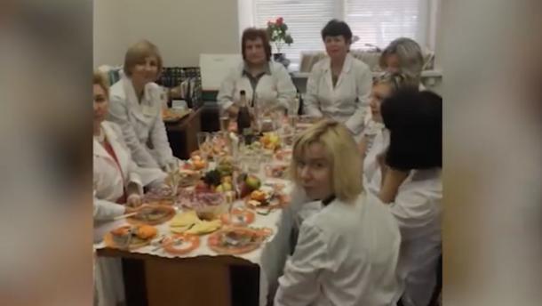 Лікарі у Рязані начхали на пацієнтів