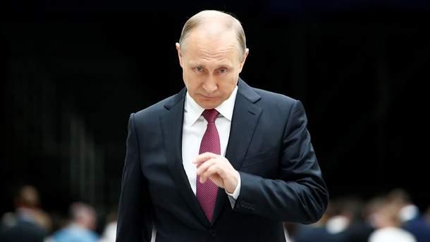 Путин готов отдать военную технику из Крыма