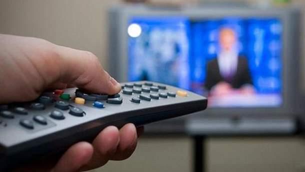 В Украине хотят запретить политикам вести телепередачи