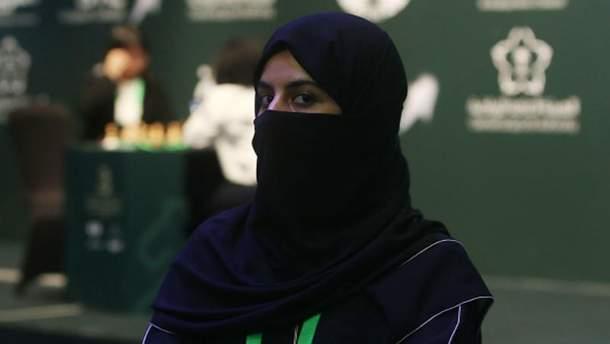 Жінкам  дозволили в'їзд у Саудівську Аравію без чоловіків
