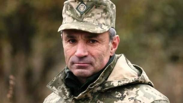 Командувач ВМС ЗСУ Ігор Воронченко