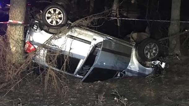 Под Киевом произошла смертельная авария