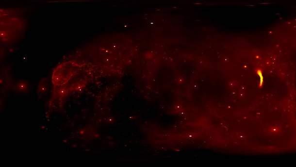 Путешествие к центру галактики