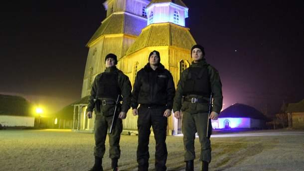 Поліція і Нацгвардія взяли під охорону церкви в Запоріжжі