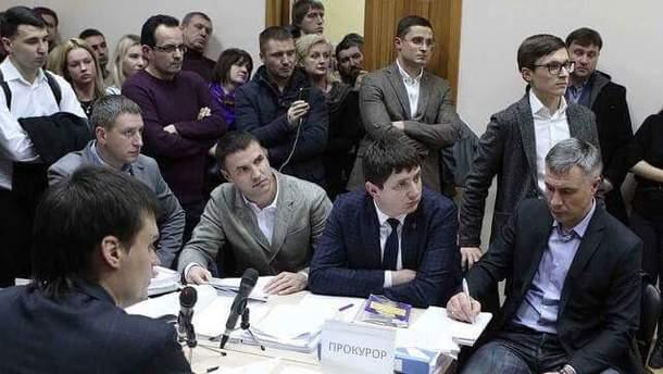 Суд дозволив Марченку виконувати обов'язки заступника голови Запорізької облради