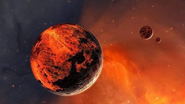 Ученые сделали неожиданное предположение относительно водяных залежей на Марсе
