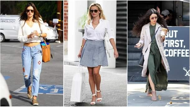 10 речей гардеробу, які ніколи не вийдуть з моди: зіркові образи