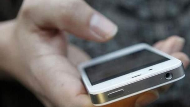Мобильная связь пропала в Донецке