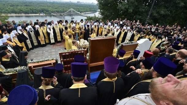 """""""Вибірковість"""" обрядів в УПЦ МП розслідуватиме СБУ"""