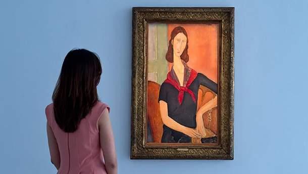 Выставка Амедео Модильяни
