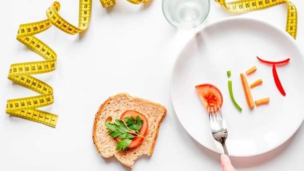 Як схуднути без дієт