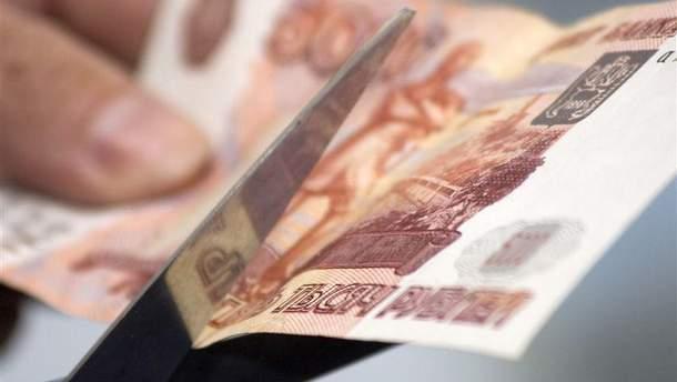 России грозит новый обвал рубля