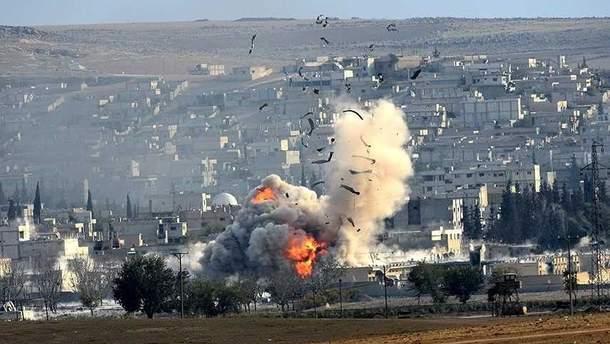 Россия и силы режима Асада усилили атаки на повстанцев в провинции Идлиб